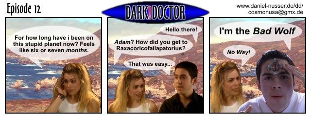 Dark!Doctor 12